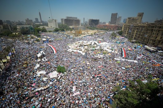 Who Represents Egypt?