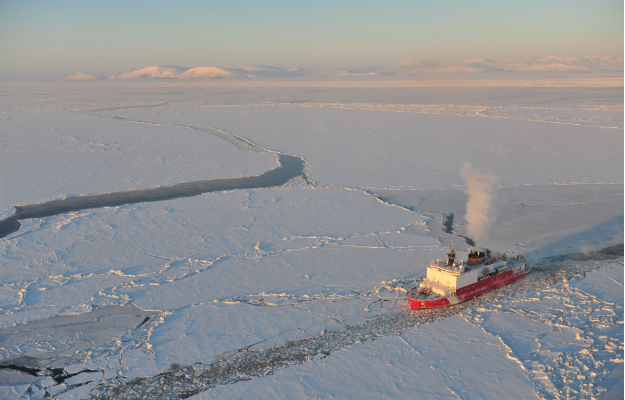 """US has only two Coast Guard icebreakers, """"neither in first-class shape"""""""