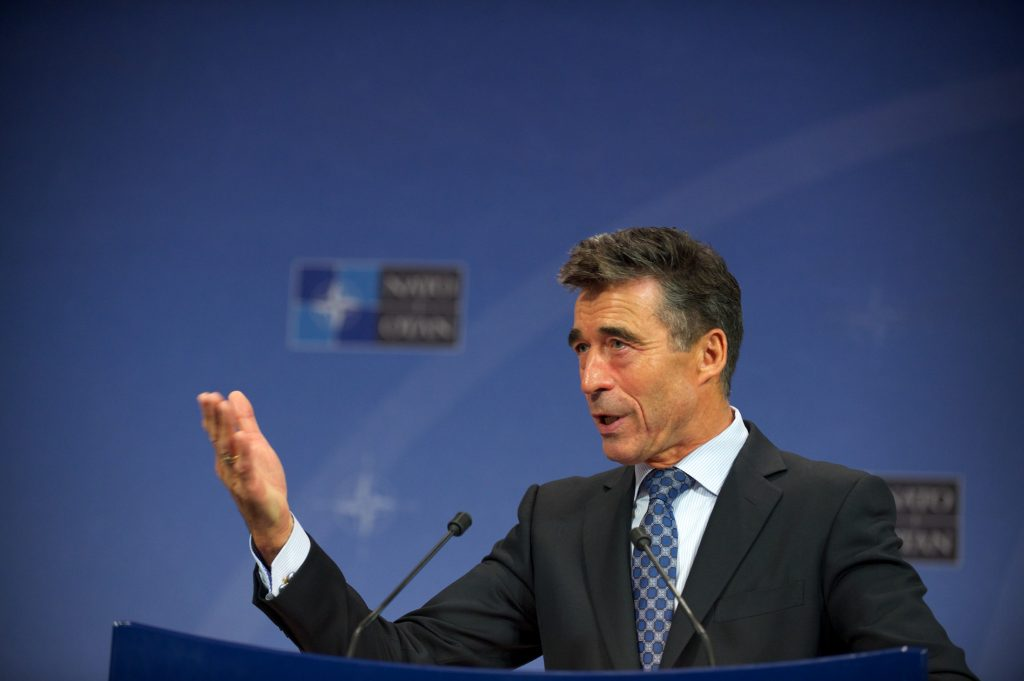 Rasmussen Confirms Georgia is Joining NATO Response Force in 2015