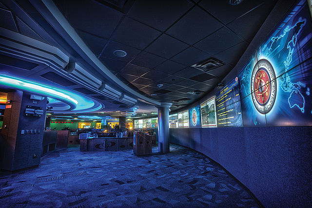 The NSA's National Security Operations Center