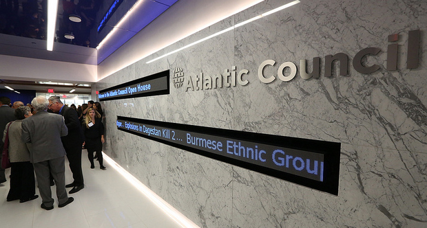 Atlantic Council Celebrates New Headquarters