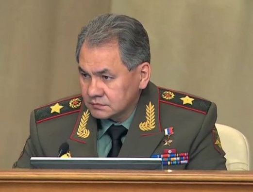 Defense Minister Says NATO and Terrorism are the Top Security Threats to Russia