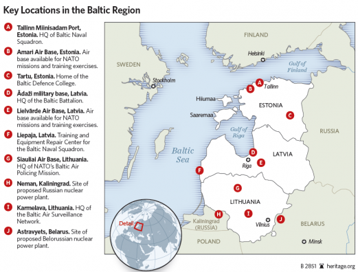 How the US Should Strengthen Security Cooperation with the Baltic Republics