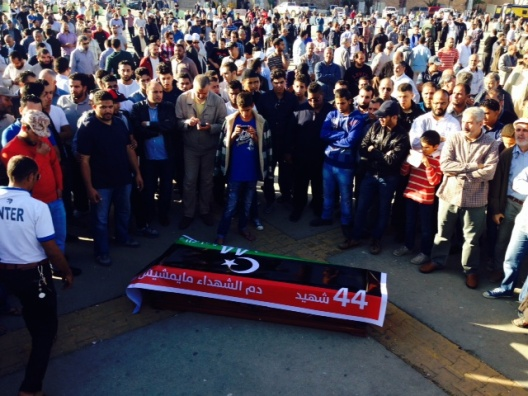 Localizing Power in Libya