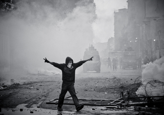 In Memory of Mohamed Mahmoud: Nothing Left to Do but Look