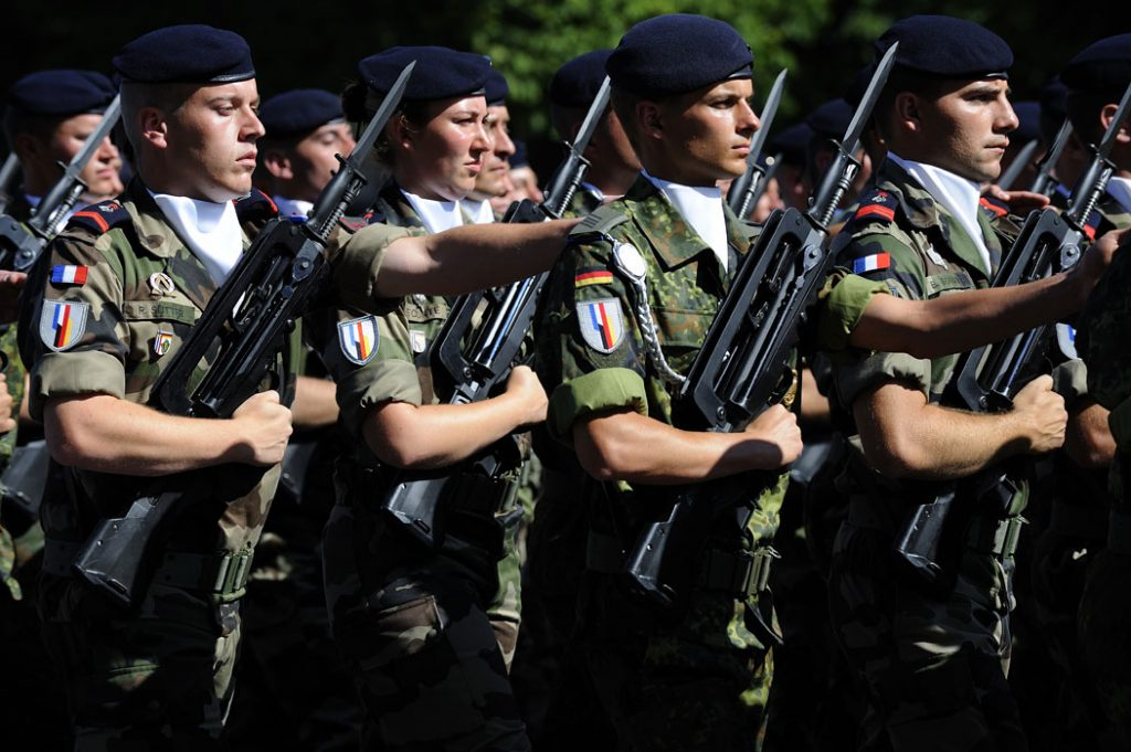 The Widening Gap Between France and Germany Over Defense