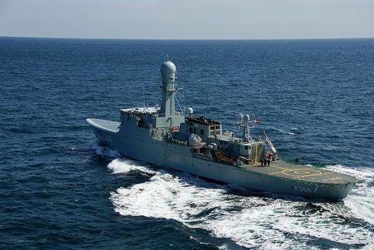 Denmark's HDMS Vaedderen