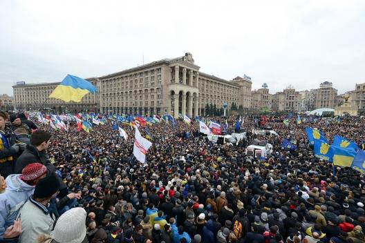 Ukraine Roars Back to Life