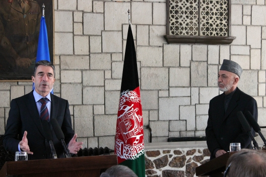 NATO Says Karzai Failure to Sign Pact Would End Afghan Mission