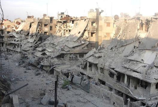 Syria: Talk to Assad?