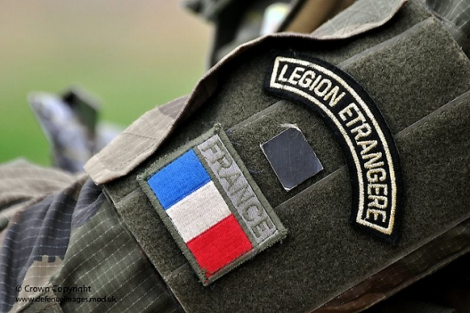 French soldier in Afghanistan