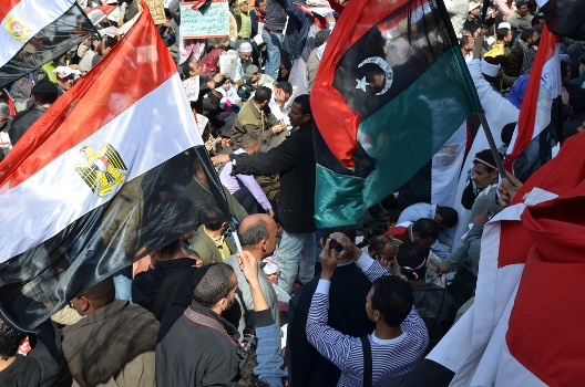 Tunisia, Egypt, Libya, and Yemen: Three Years in Transition