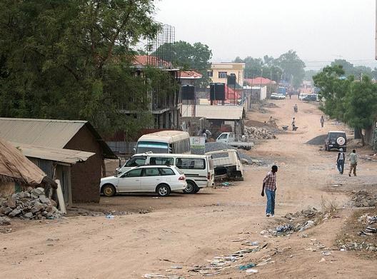 South Sudan on the Edge