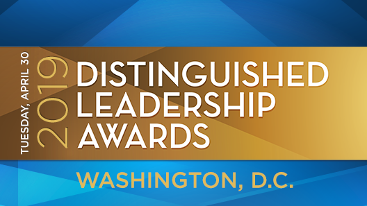 Distinguished Leadership Awards