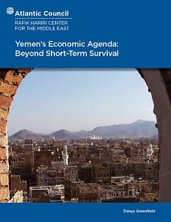 An Economic Response to Yemen's Political Paralysis