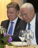 Atlantic Council Hosts Colombian President Santos