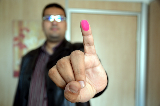Egyptians, Divided Again, Vote on a Constitution