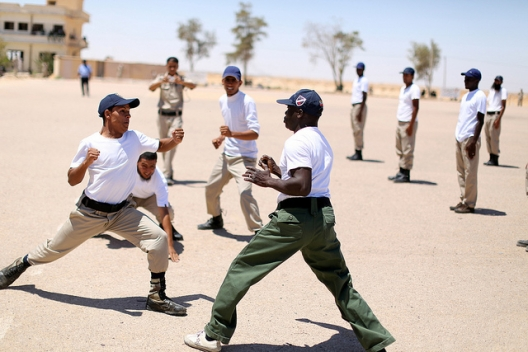 Libyan Recruits