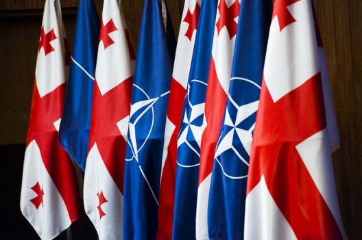 Georgia Sets Sights On NATO Membership Action Plan