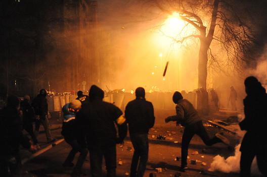 Ukraine: A Dire Scenario