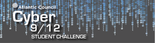 Cyber 9/12 Student Competition: 2014 Competing Teams
