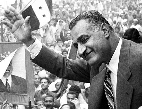 Gamal Abdel Nasser: Method Actor