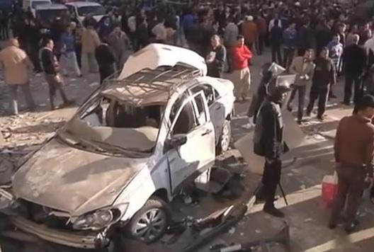 The Strategy of Egypt's Ansar Bayt al-Maqdis