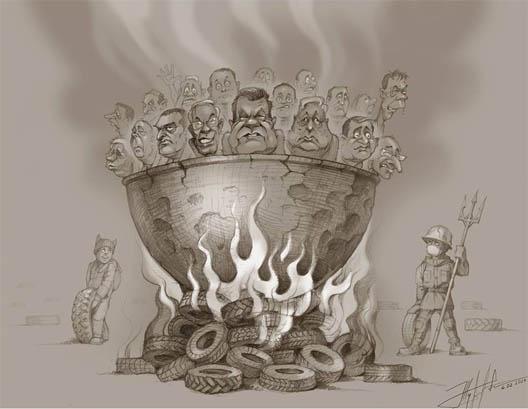 To Save Ukraine, Pressure its Oligarchs