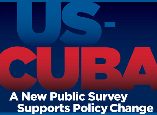 US-Cuba: A New Public Survey Supports Policy Change