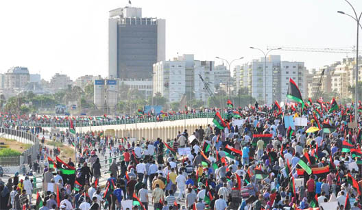 The economic consequences of the Arab Spring