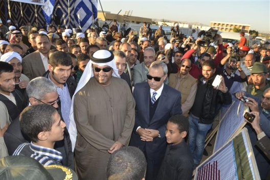 Egypt, not Syria, the Main Game for the United Arab Emirates