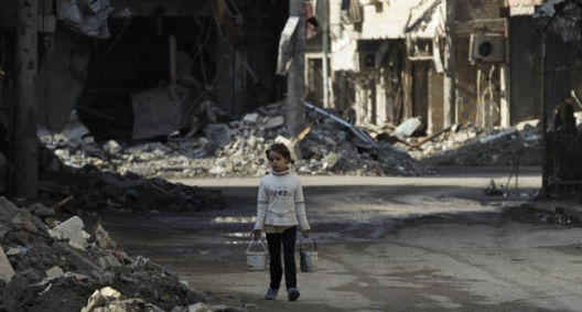 Syria: There Is No Arm's-Length Solution