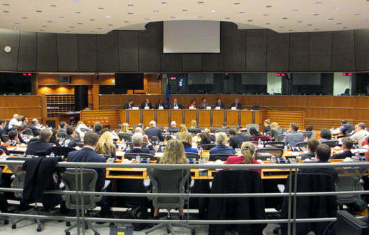 The Danger of Divergence: Discussion of Brussels, EU Reforms at the European Parliament