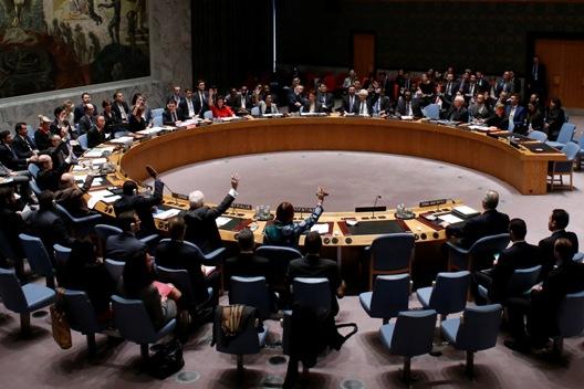 Syria: Resolution 2139 (2014)