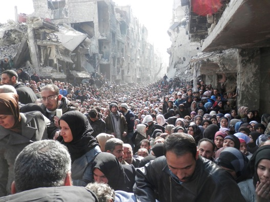 Poverty and Conflict in the Middle East