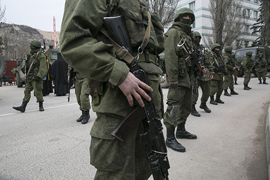 What Does Putin Want in Ukraine?