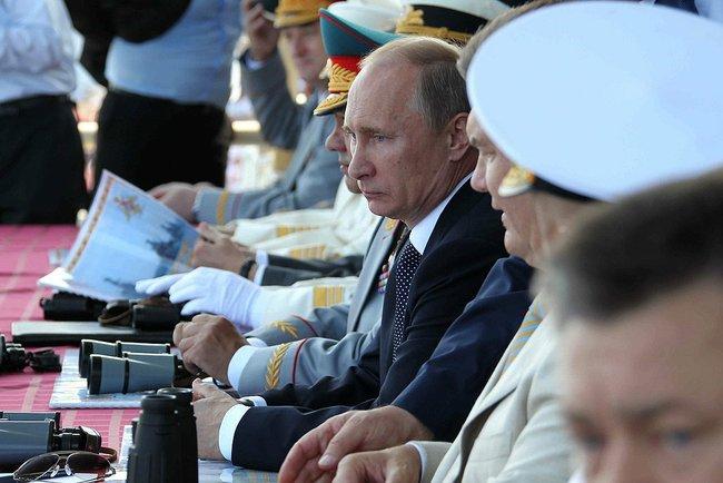Putin's Strategy