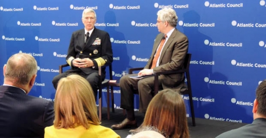 Admiral Locklear Discusses the Future of Asian Security
