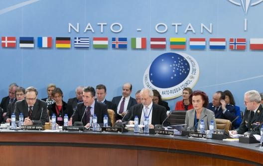 NATO Ambassadors Confront Russian Diplomat in 'Tense' Meeting