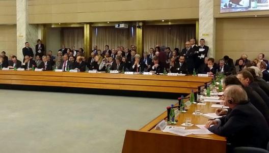 Dispatch: Libya's Rome Conference