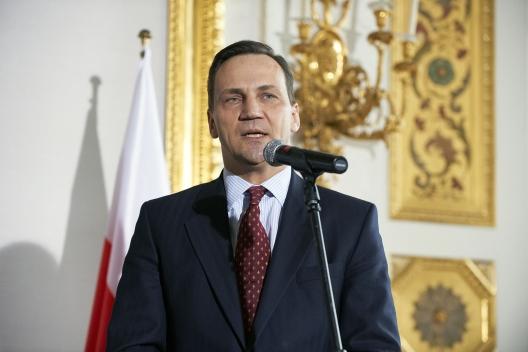 Polish Foreign Minister Radek Sikorski, March 17, 2011