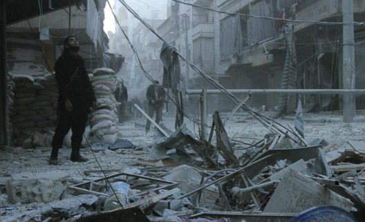 Why Barrel Bombs in Syria Threaten US National Security