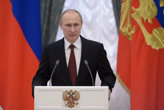 Putin's Challenge to the West Not Limited to Ukraine