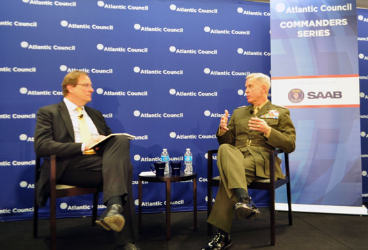 General Amos Discusses Challenges and Opportunities Facing the Marine Corps