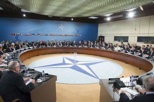 Meeting of NATO Foreign Ministers, April 1, 2014