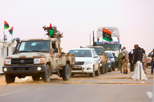 Is Local Government in Libya the Solution?