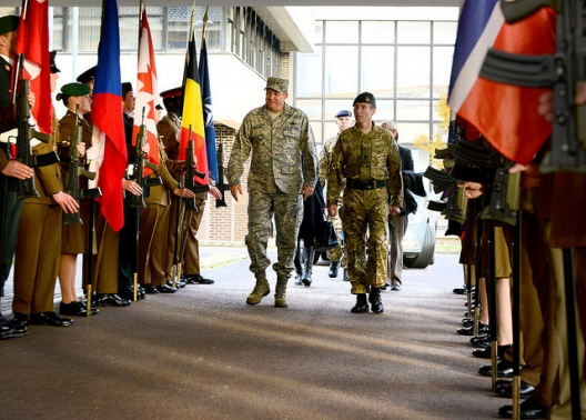 SACEUR Weighs Options To Strengthen NATO's Eastern Defenses