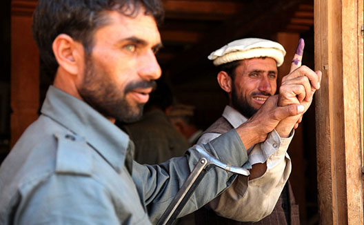 Election Watch 2014: Afghanistan and India