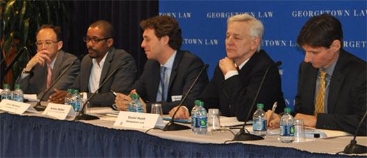International Financial Regulation in the Post-Crisis Era