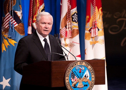 Gates: US Response to Russia's Use of Force Likely to Lead to 'More Crises and Conflict'
